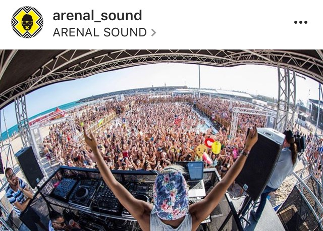 Arenal Sound Burriana